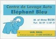 ELEPHANT-BLEU